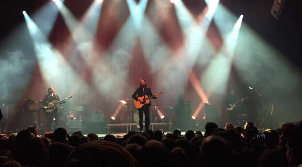 Father John Misty Concert in Tivoli, Utrecht, The Netherlands in May, 2016